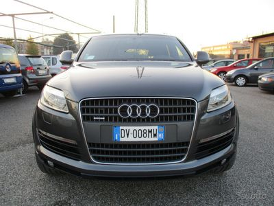 usado Audi Q7 3.0tdi 240cv S-line int. ext. 145.000 km
