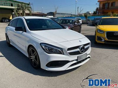 usata Mercedes CLA200 Shooting Brake d S.W. 4Matic Automatic AMG