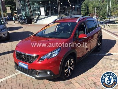 used Peugeot 2008 1.2 PT t. Allure s&s 110cv my16