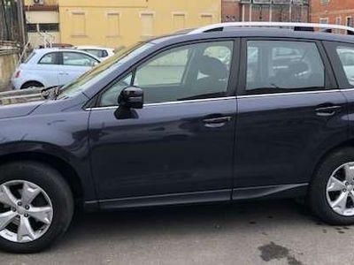 usata Subaru Forester 2.0i BI-Fuel Style