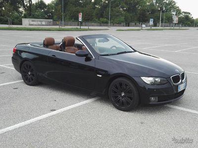 usata BMW 320 Cabriolet E93 Futura