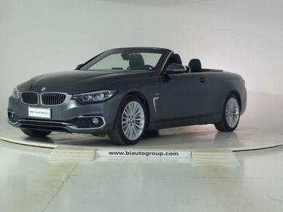 usado BMW 420 Serie 4 d Cab