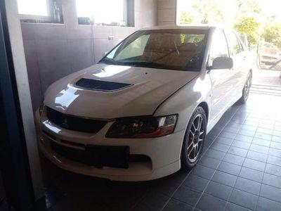 usata Mitsubishi Lancer 2.0 16V 4p. 4WD Evolution IX-9 GSR WRC AUTO SRL