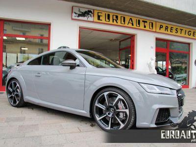 usata Audi TT RS Coupé 2.5 TFSI quattro S tronic IN CONSEGNA