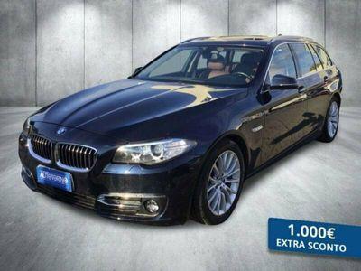 usata BMW 520 Serie 5 F11 Touring 520 d Touring Luxury 190cv