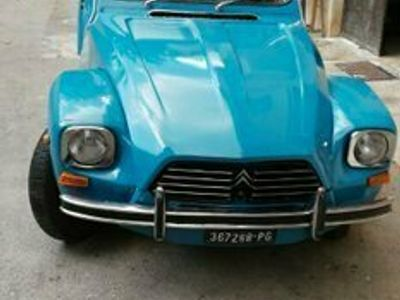 usata Citroën Dyane