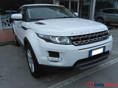 usado Land Rover Range Rover evoque 2.2 Sd4 Coupé Pure Tech Pack PELLE