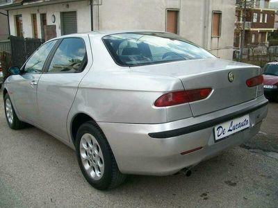 usata Alfa Romeo 156 2.4 JTD 136Cv berlina DISTINCTIVE +Iscrivibile-ASI