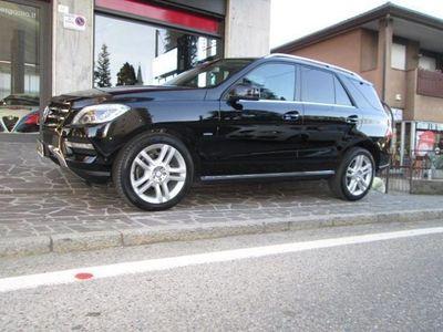 usata Mercedes ML350 BlueTEC 4MATIC SPORT, UFFICIALE, UNICOPROPRIETARIO