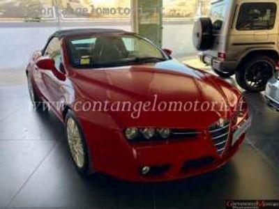 usata Alfa Romeo Spider 3.2 JTS V6 Q4 Exclusive Benzina
