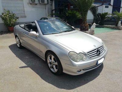 usata Mercedes CLK200 Classe CLKKompr. Cabrio Elegance TEL. 334.9290468