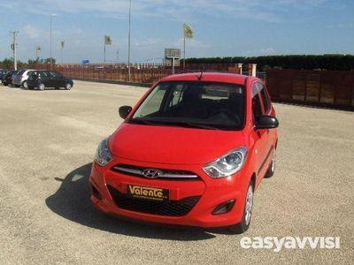 usata Hyundai i10 CILINDRATA 1.080 VERSIONE CLASSIC 5 POSTI CON CLIMA ABS E SERVOSTERZO