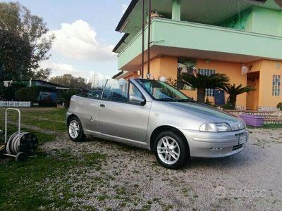 usata Fiat Punto Cabriolet 85 16V cat Cabrio ELX