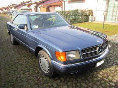 usata Mercedes 500 SEC