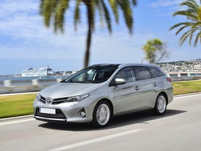 brugt Toyota Auris Touring Sports 1.8 Hybrid Active rif. 11554084