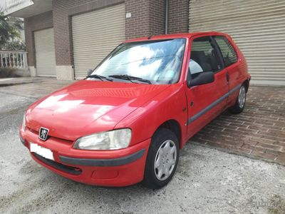 used Peugeot 106 1.1 open - 1998