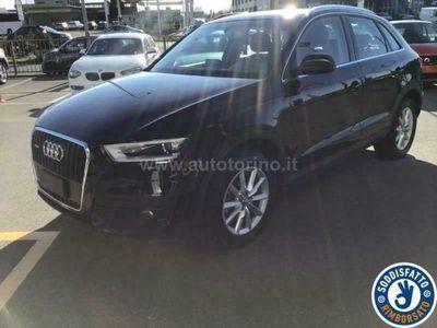 usata Audi Q3 2.0 tdi Advanced quattro 177cv s-tronic
