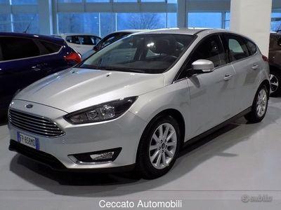 usata Ford Focus 4nd serie 1.5 TDCi 120 CV Start&St...