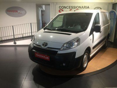 usata Toyota Proace 2.0 D-4D L1 H1 Furgone Active 10q My 14