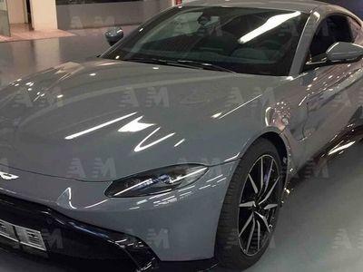 usata Aston Martin Vantage Virage/V8/Vantagenuova a Imperia
