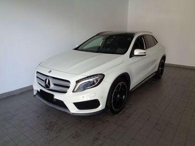 gebraucht Mercedes 170 GLA - X156 220 d (cdi) Premiumauto