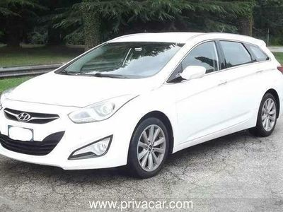 usata Hyundai i40 I wagon 1.7 crdi Style 136cv