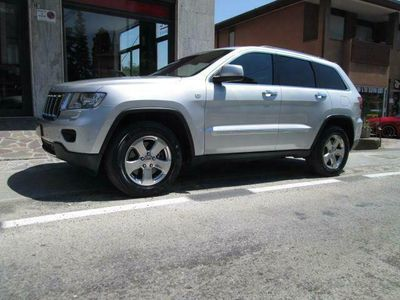 usata Jeep Grand Cherokee 3.0 crd 241cv limited, full, iva esposta