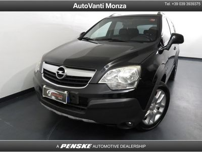 käytetty Opel Antara Antara2