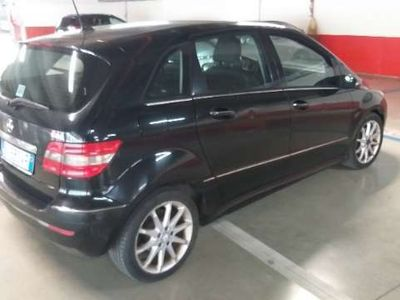 begagnad Mercedes B180 CDI Chrome