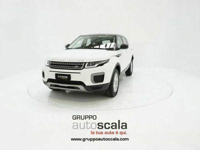 usata Land Rover Range Rover evoque 2.0 TD4 150 CV Aut