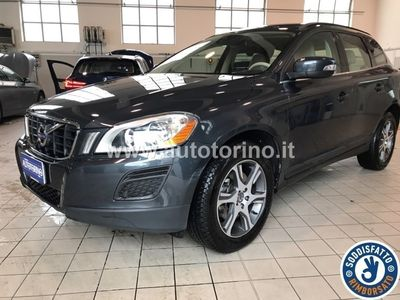 used Volvo XC60 XC602.4 D4 (d3) Momentum awd 163cv geartronic