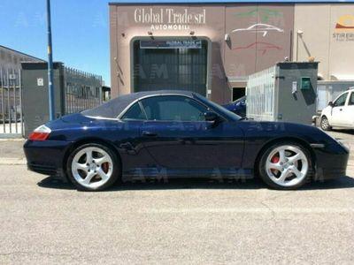 usata Porsche 911 Carrera 4S Cabriolet Carrera 4S cat