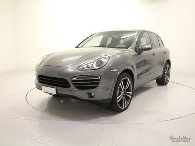 brugt Porsche Cayenne 3.0 Diesel Platinum Edition