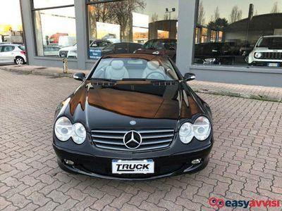 usata Mercedes SL500 cat maniacale da amatore benzina