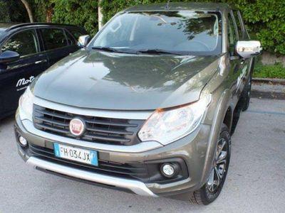 usata Fiat Fullback Doppia cabina 24 180 cv lx cam