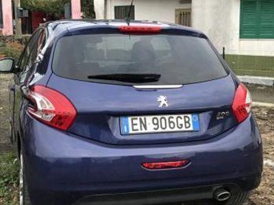 usata Peugeot 208 1.6 e-HDi 92 CV Stop&Start 3 porte XY