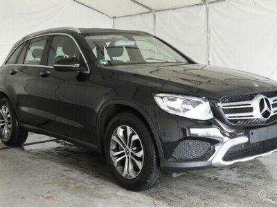 """usata Mercedes GLC220 4M Exclusive Navi 17 """"Tempo"""