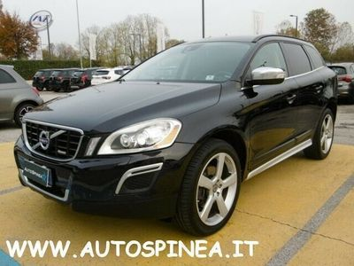 usata Volvo XC60 D4 AWD Geartronic R-design