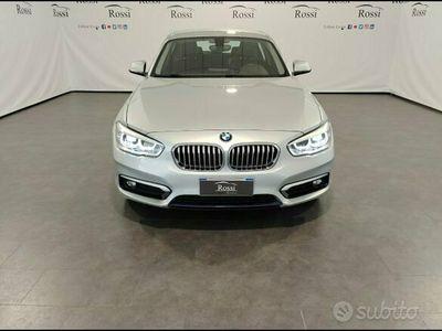 usata BMW 116 d Urban 5p auto