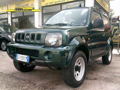 usado Suzuki Jimny 1.3 80cv 4WD JX (Gancio Traino)