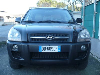 used Hyundai Tucson 2.0 CRDi 4WD 138000 KM! SENSORI PARCH.