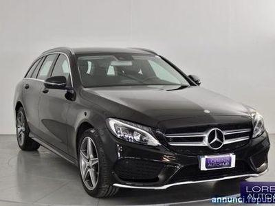 usata Mercedes C250 d S.W. 4Matic Automatic Premium AMG-LED Ghedi