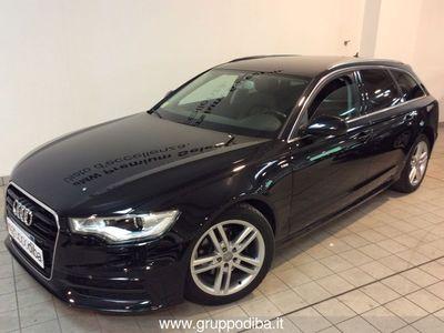 brugt Audi A6 avant business plus s line AVANT BUSINESS PLUS S LINE