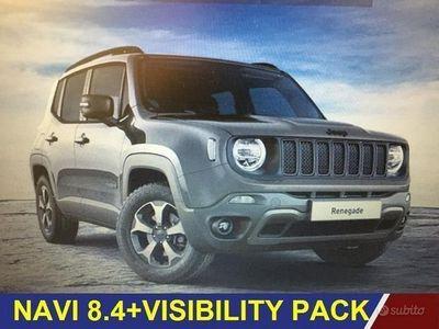 usata Jeep Renegade Trailhawk 2.0Mjt 170CV 4WD AT9 ...