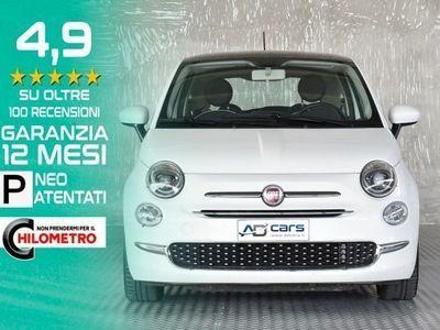 usata Fiat 500 1.2 Lounge Dualogic