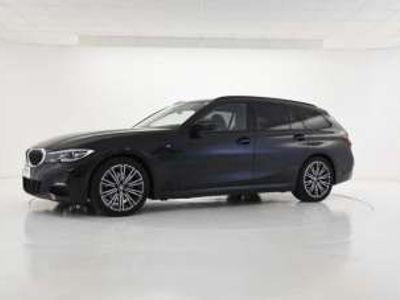 usata BMW 320 d 48V Touring Msport Elettrica/Diesel