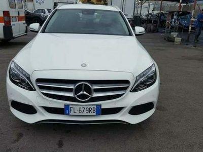 usata Mercedes C220 SW d (BT) Sport