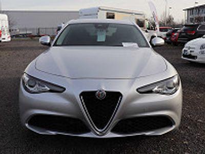 usata Alfa Romeo Giulia Super 2.0 Turbo 16v 147kw Xen Nav Ass Kom