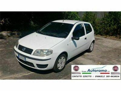 usata Fiat Punto 2ª serie 1.3 JTD 3p. 4 p.ti Active Van - BUONE CONDIZIONI