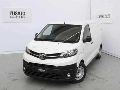 gebraucht Toyota Proace 16D 115CV SS PL-TN Furgone Medium 3p10q Comfort